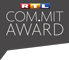 Logo: RTL Commit Award (verweist auf YouTube)